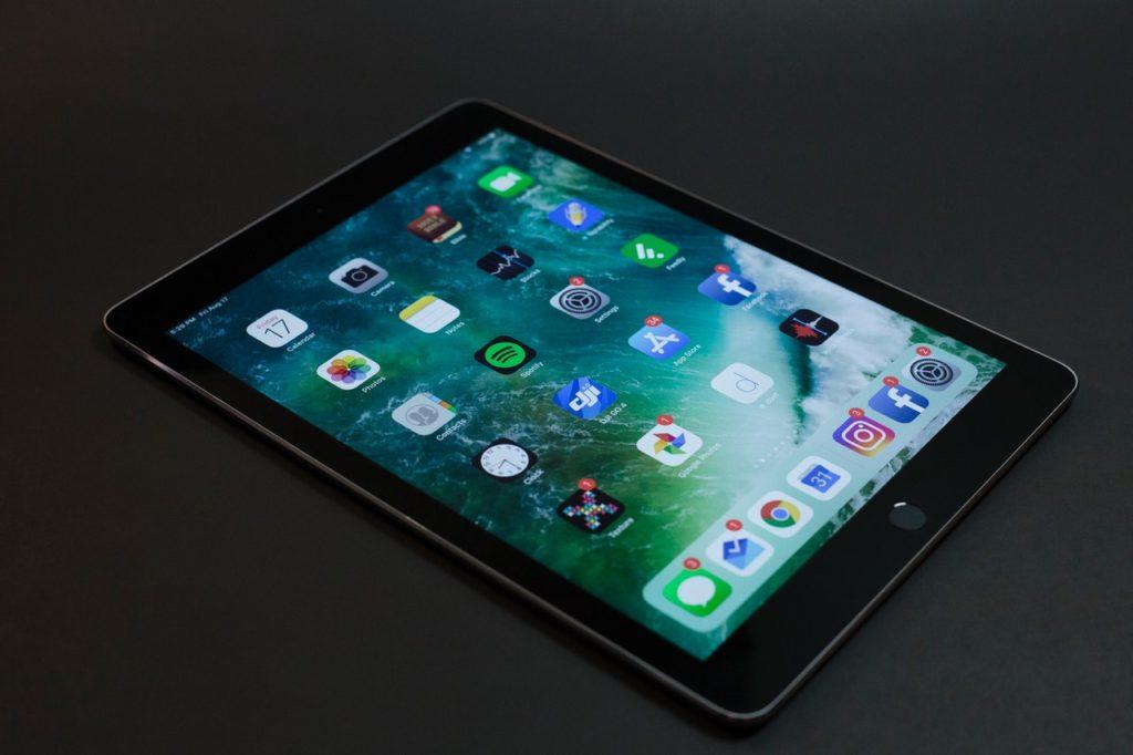 Tablet wie es zum Pfandleiher gehen könnte